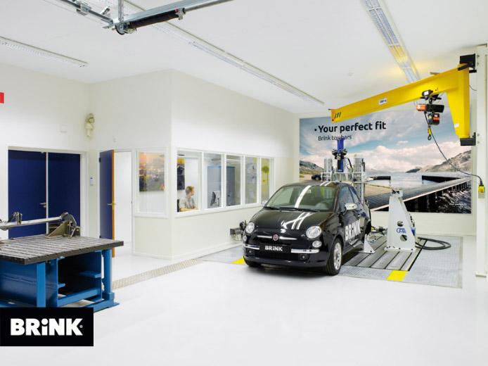 Brink Test Centre